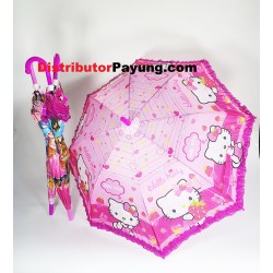 Payung Anak Karakter Hello...