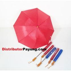 Payung Lipat 2 Jansen Warna...