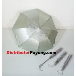 Payung silver Lipat 2...