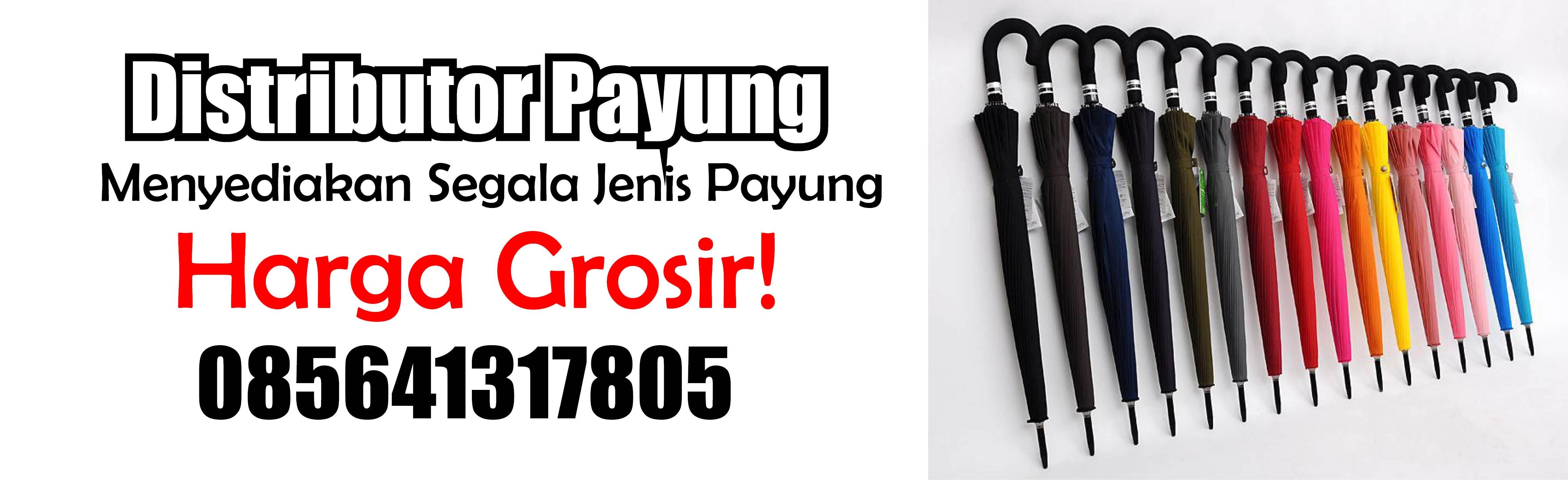 Distributor Payung Murah Jogja Semarang Solo